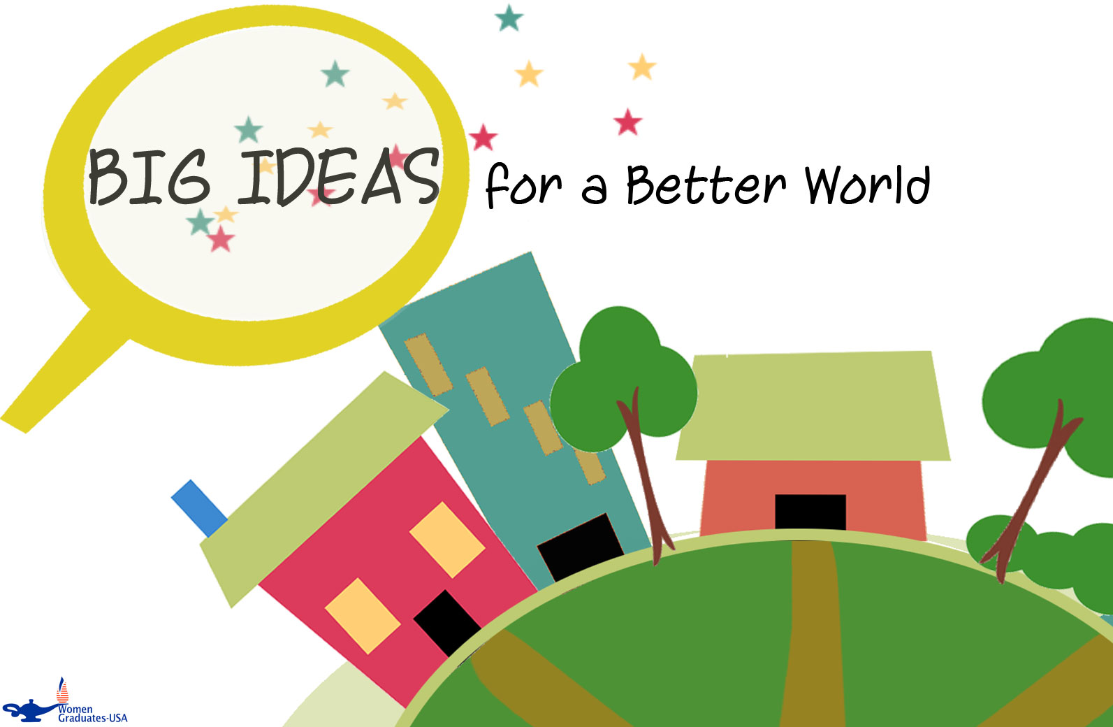 Big Ideas for a Better World